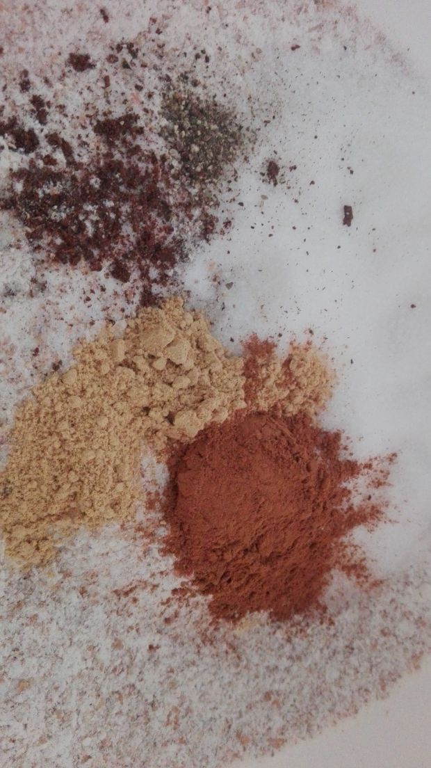Pierniczki z dodatkiem mąki graham