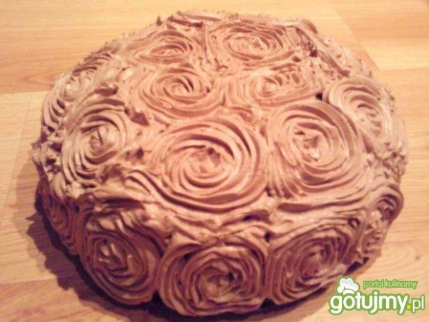 Piernikowy tort Królewski