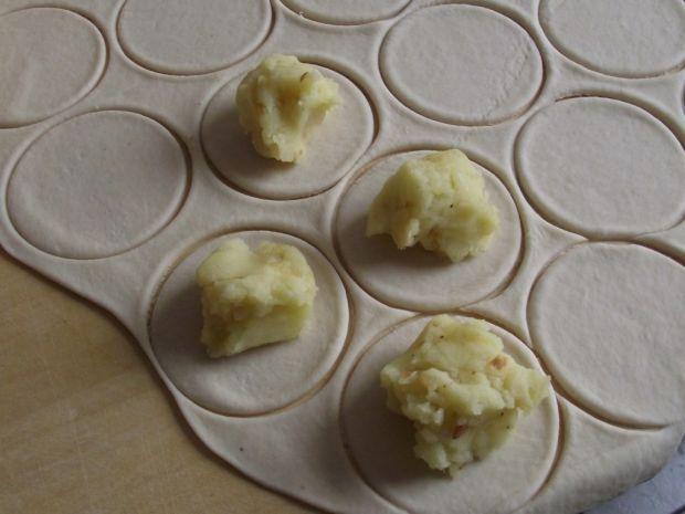 Pierogi z ziemniakami