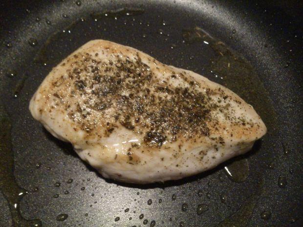 Pierś kurczaka na kanapki