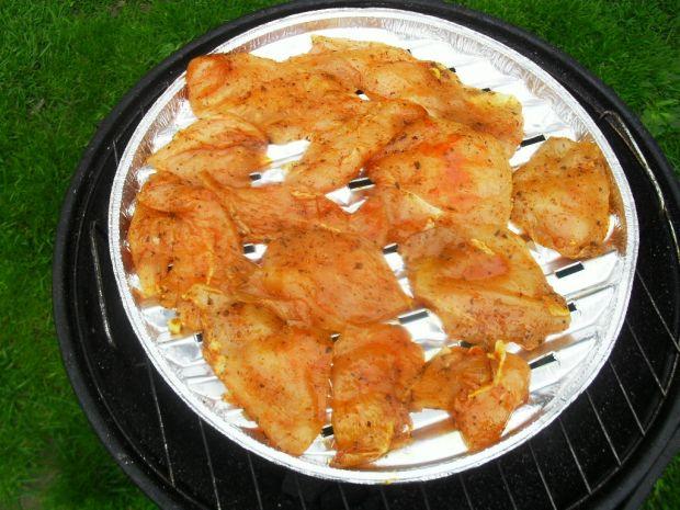 Pierś kurczaka z grilla