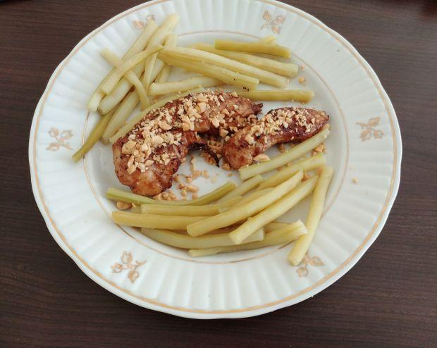 Pierś z kurczaka po azjatycku