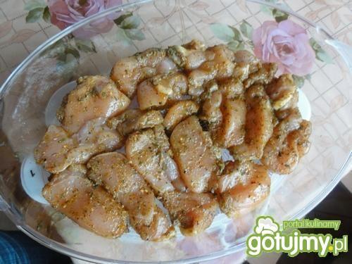 Pierś z kurczaka z parowaru wg Ilony
