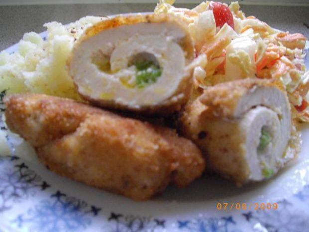 Piersi z kurczaka z parmezanem