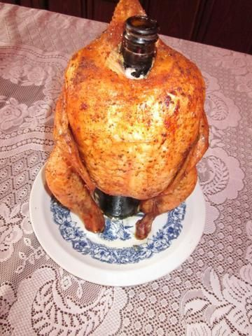 Pijany kurczak