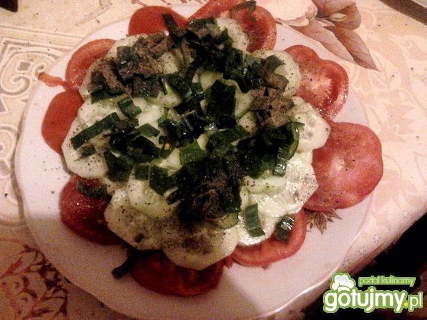Pikanta sałatka