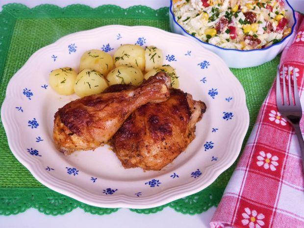 Pikantna ćwiartka z kurczaka