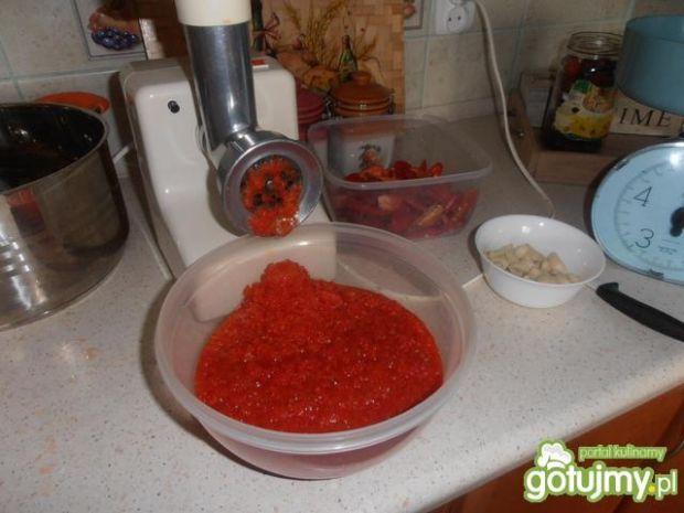 Pikantny domowy ketchup