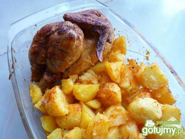Przepis Pikantny Kurczak Z Piekarnika Przepis Gotujmy Pl