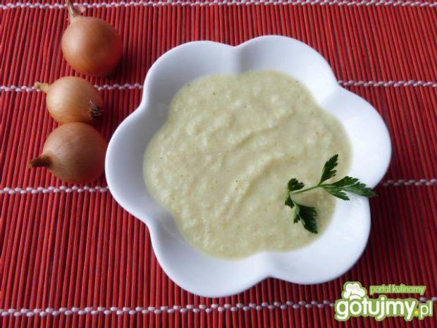 Pikantny sos cebulowy