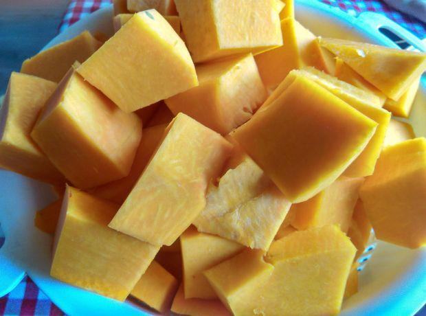 Pikantny sos dyniowy
