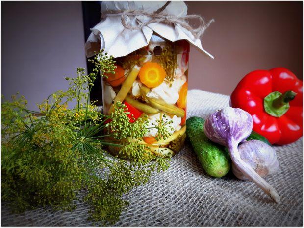 Pikle  warzywne