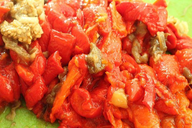 Pindżur domowy sos