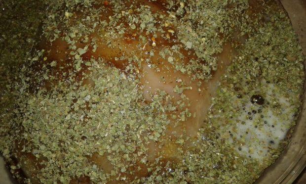 Piwny indyk ze śliwkami