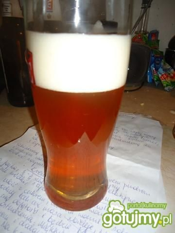 Piwo z galaretki