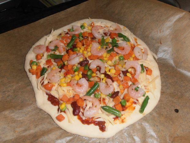 Pizza ala meksykańska