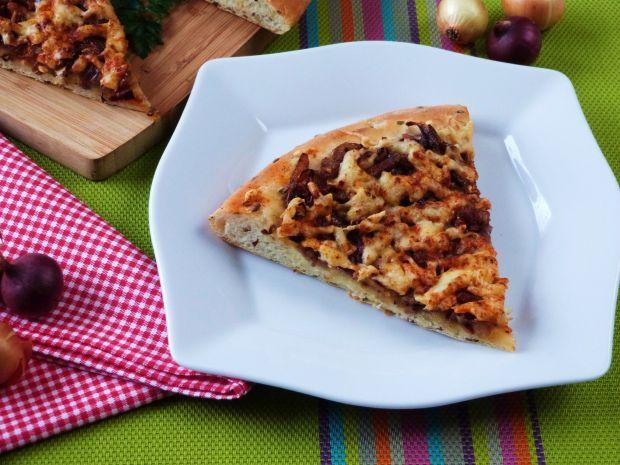 Pizza cebulowa