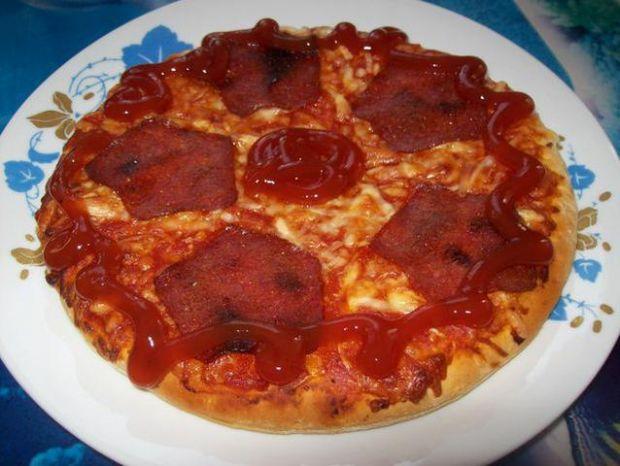 Pizza dla piłkarza