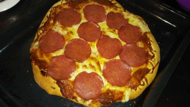 Pizza góralski smak