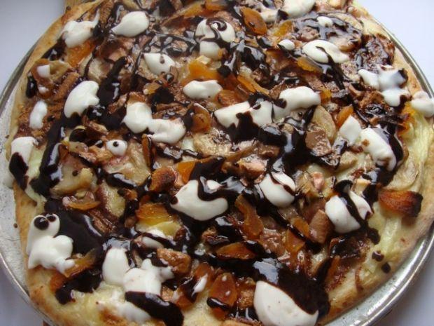 Pizza na słodko