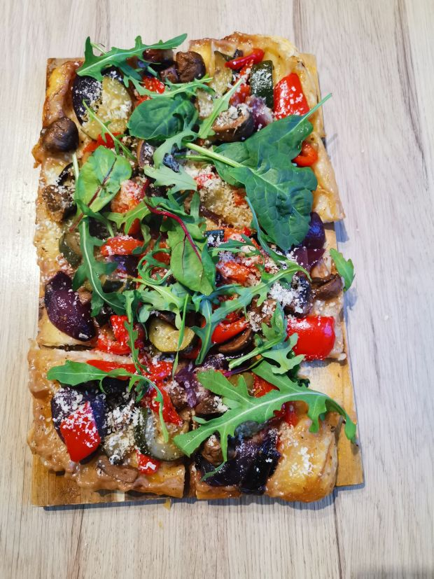 Pizza odwrócona