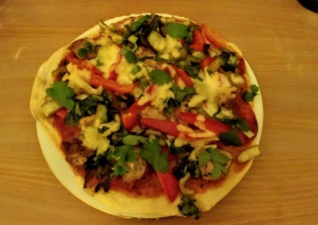 Pizza po azjatycku