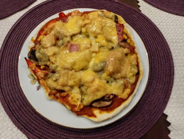 Pizza po wiejsku