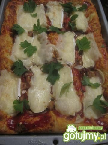 Pizza prowansalska wg Joli