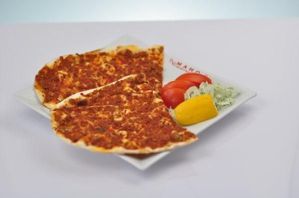 Pizza turecka - Lahmacun