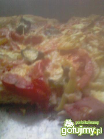 Pizza wg gosia p.