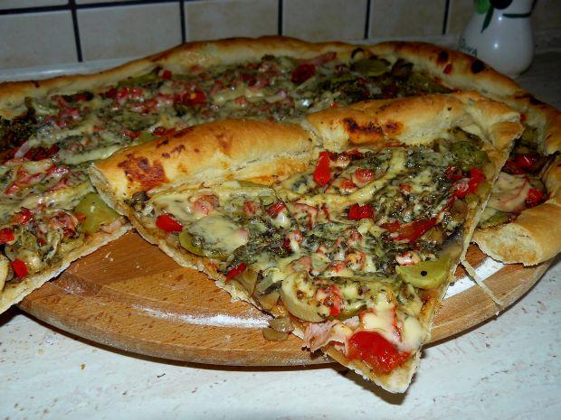 Pizza Wiejska XXL