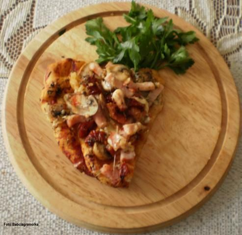 Pizza z Kamiennego Kręgu 2 :