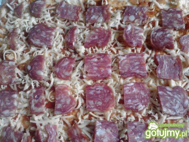 Pizza ze spinatą i fetą Zub3r'a