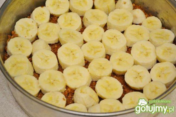Placek bananowy