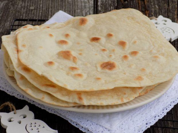 Placki tortilli pszenno-ryżowe