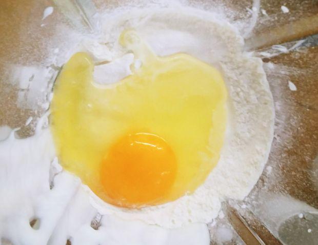 Placuszki borówkowo- jogurtowe