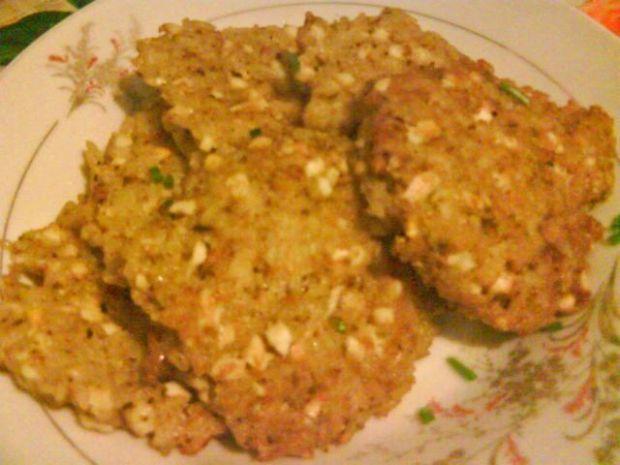 Placuszki ryżowo-jajeczne