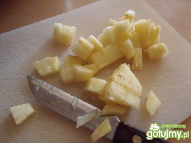 Placuszki z ananasem 2