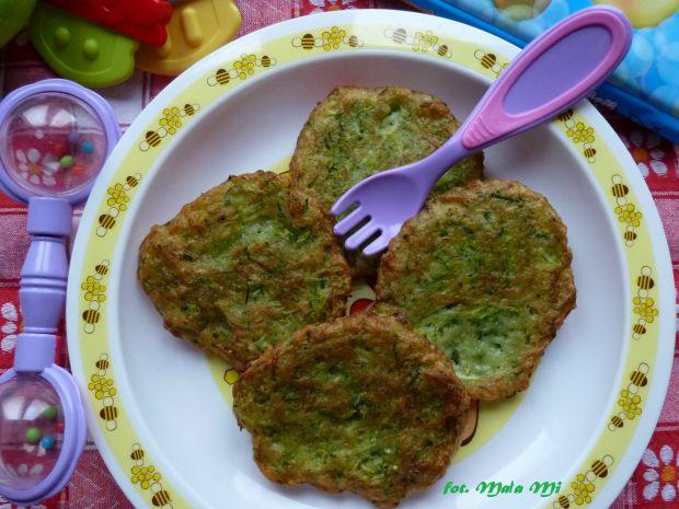 Placuszki z cukinii i ziemniaka dla dzieci