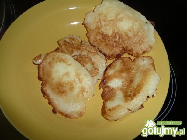 Placuszki z jabłkami 4