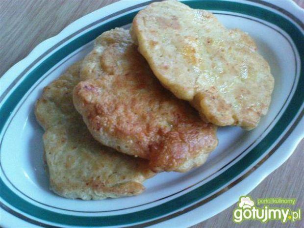 Placuszki z kurczaka i curry
