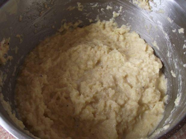 Placuszki z młodych ziemniaków z natką pietruszki