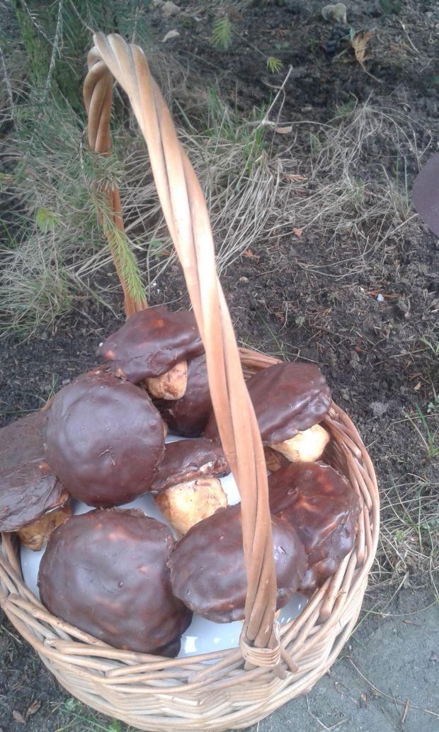 Podgrzybki ciasteczkowe