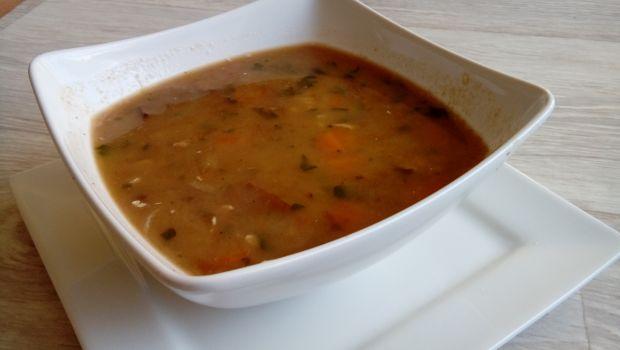 Podgrzybkowa zupa
