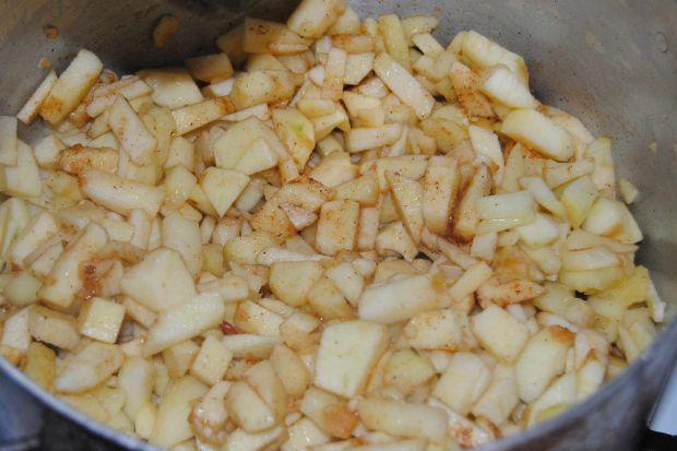 Poduszeczki z jabłkami