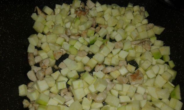 Podwójnie serowe risotto z papryką i nie tylko ...