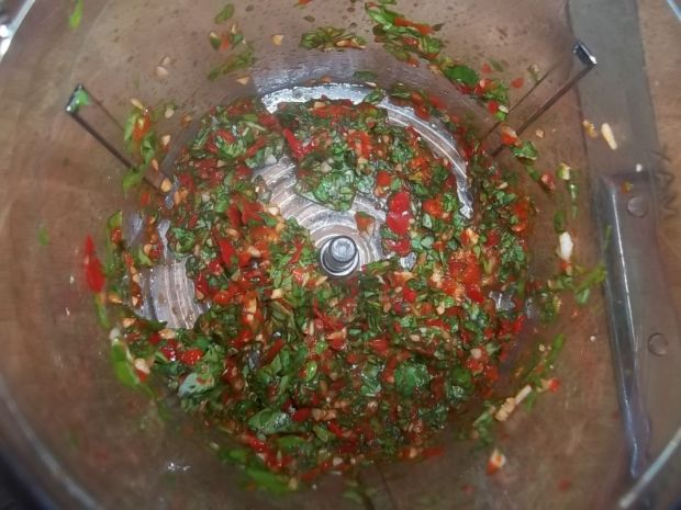 Polędwiczki z kurczaka gotowane na parze