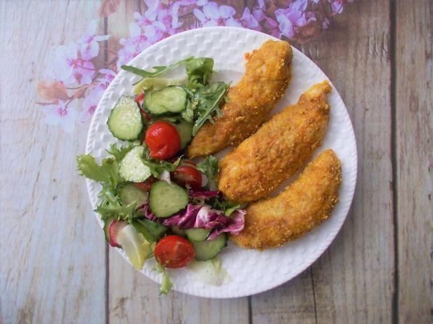 Pieczone polędwiczki z kurczaka