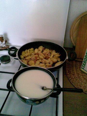 Polewka albo inaczej  - zupa z maślanki