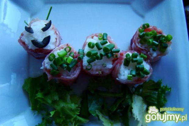 Polskie sushi dla dzieci